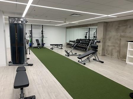 823 Congress Gym