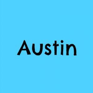 $50 barrels hammer Austin oil companies on Wall Street