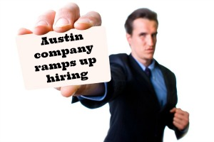 Austin company ramps up hiring in Houston following Google deal