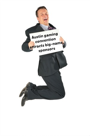 Austin gaming convention attracts big-name sponsors