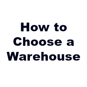 How to Choose a Warehouse Space Location