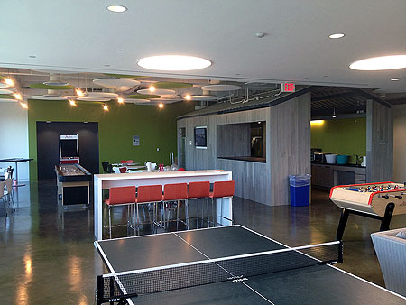 Office Game Room