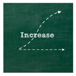 Increase
