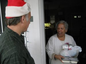 Meals on Wheels and More Austin Volunteering