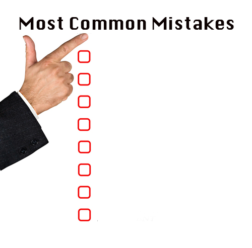 10 Common mistakes businesses should avoid making this year