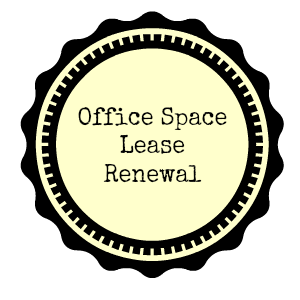 Characteristics of Office Space Lease Renewal Options