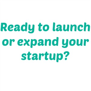 Ready to launch or expand your startup? This workshop's for you