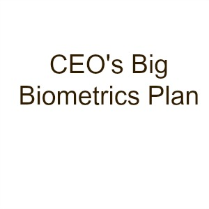 Under Armour CEO's big biometrics plan