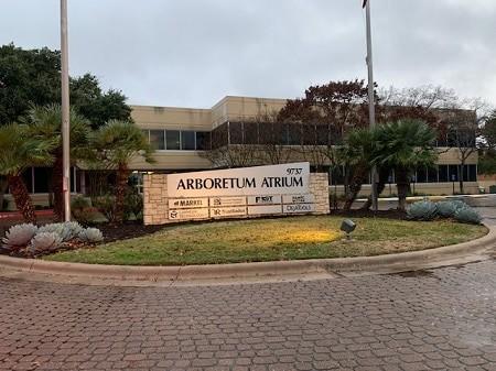 Arboretum Atrium office space Austin tx