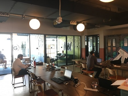 Austin Coworking Day