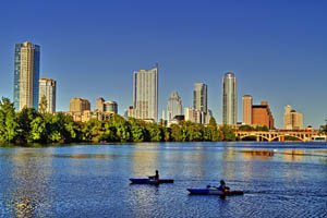 office rents high in Austin
