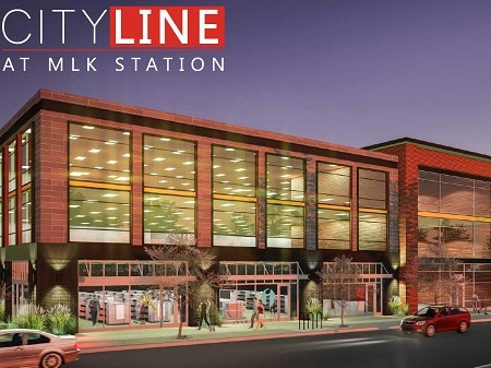 cityline at mlk station