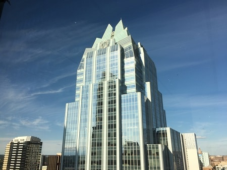class a office building downtown austin tx