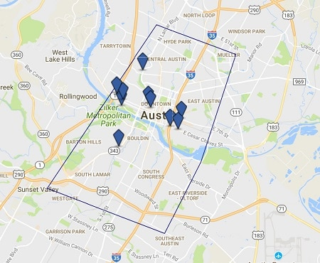 commercial houses in austin