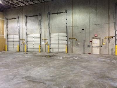 industrial space renting
