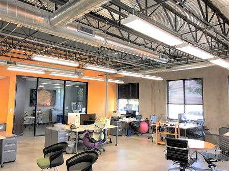 creative office space in Austin