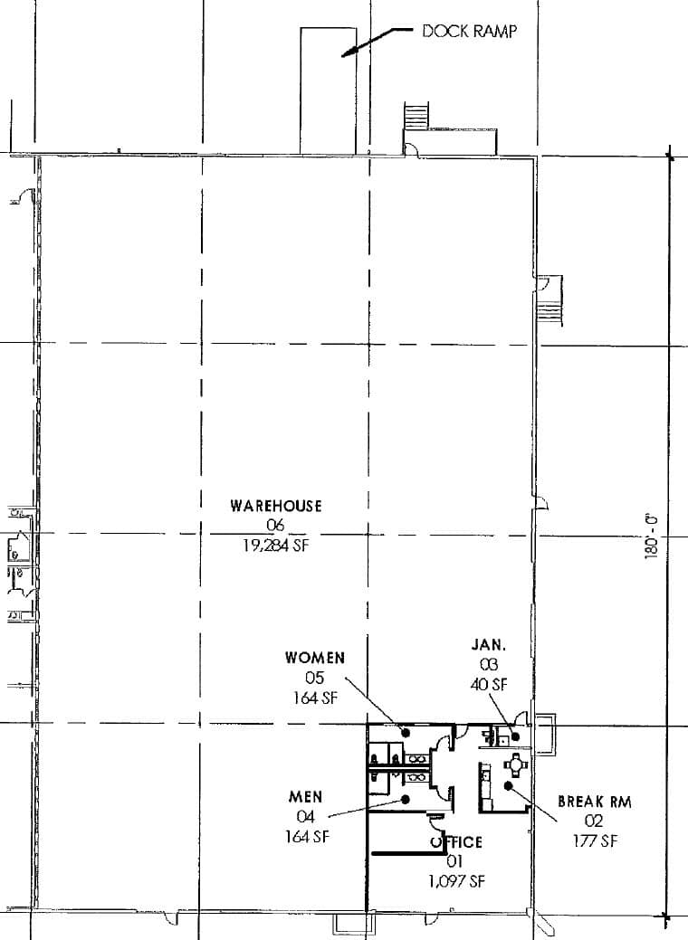 Expo business park floor plan