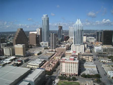 downtown austin office lease rates