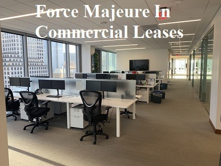 force majeure commercial leases