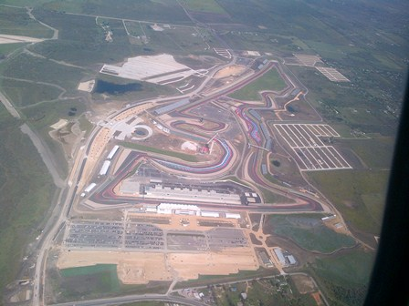 circuit of the americas track austin tx