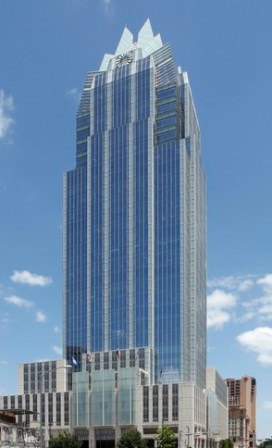 Frost Bank Tower Austin