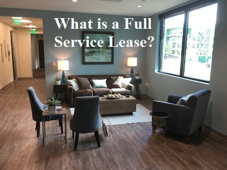 full service office lease