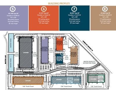 heritage crossing buildings 5-8