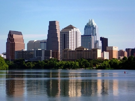 how much it costs to lease office space in Austin tx