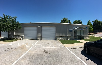 industrial space rentals