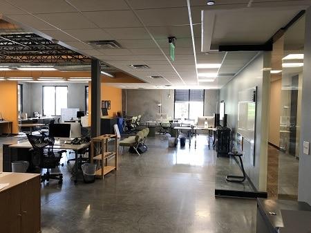 buildout permits office space austin tx