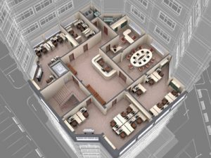 design trends in office space