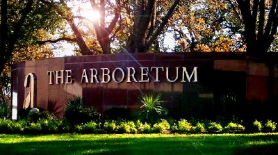 the arboretum office space