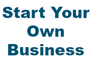 40 Things to Do to Start Your Own Business