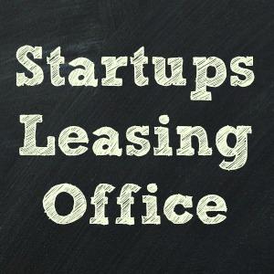 startups leasing office