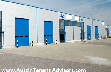 warehouse space in austin