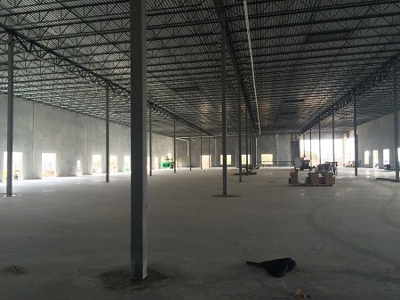 austin warehouse space