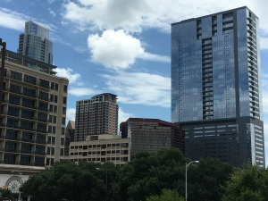 Austin-area hotels and resorts