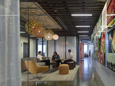 coolest office spaces of 2016