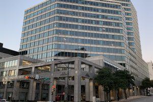 816 Congress Ave Austin Tx office building